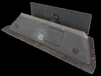 Sealed Cast Iron Damper